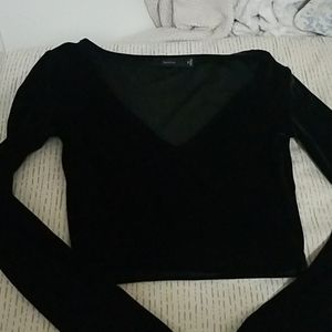 Free with $20+ purchase Xsmall talula long crop
